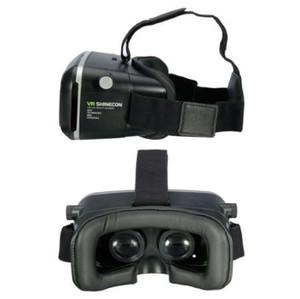 Shinecon VR Cardboard VR Versão Realidade Virtual 3D Óculos + Inteligente Bluetooth Sem Fio Controle Remoto Gamepad