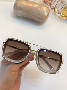 Ultime popolare di vendita della moda 4241 donne degli occhiali da sole da uomo occhiali da sole degli uomini degli occhiali da sole Occhiali da sole occhiali da sole di alta qualità UV400 obiettivo con scatola