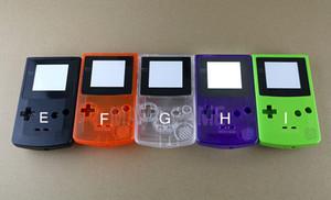 Alta qualidade completa Habitação Shell Para GameBoy Cor Para GBC Habitação Case Pack