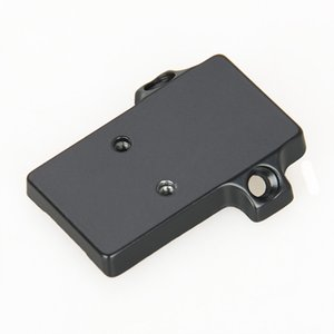 Tactical Accessories Black Color Adapter Plate For Red Dot 45.8mm Length For Outdoor Sport Use CL24-0074