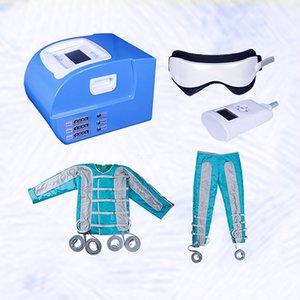 2019 Pressotherapy Lymph Drainage Machine Sauna Pressoterapia macchine corpo detox corpo che dimagrisce macchina circolazione del sangue macchina