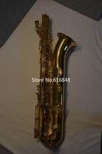 Jupiter JBS1000 Baryton Saxophone Corps en laiton VERNI surface Marque Instruments E Flat Sax Avec Embouchure Etui en toile