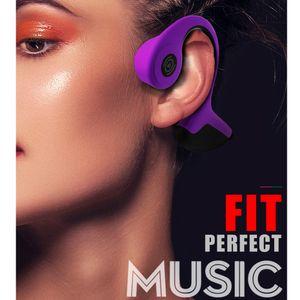Bluetooth 5.0 S. Wear Z8 беспроводные наушники костная проводимость наушники открытый спорт гарнитура с микрофоном с коробкой для IPhone Android телефон