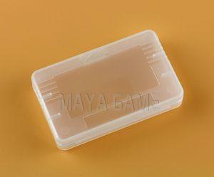 Жесткие прозрачные пластиковые футляры для игрового мальчика Advance GBA SP GBM Игровой картридж GBA (коробка)