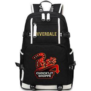 Pop Chock Shoppe Рюкзак Рюкзак Дневной пакет Teleplay Школьная сумка Досуг Паксак Качество Rucksack Sport Swordbag Owner Daypack