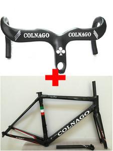 Colnago Karbon Gidon Siyah colnago C60 karbon çerçeve yol bisikleti Çerçeve karbon bisiklet altın rengi tasarım çerçeve kümesi