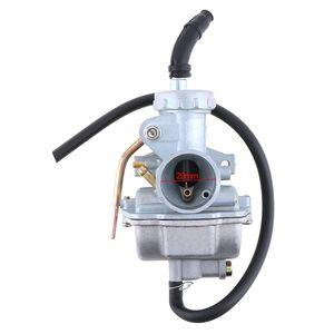 Carburatore da motocicletta con tubo curvo da 29 mm PZ20mm con tubo nero per 50cc 70cc 90cc 110cc Gas Bambini ATV Go Karts Ciclomotore ATV_107