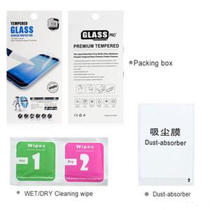 Verre trempé pour Samsung Galaxy téléphone CORE cas Film de protection écran pour Samsung Galaxy PLUS de J4 J6 PLUS Avec B emballage de détail