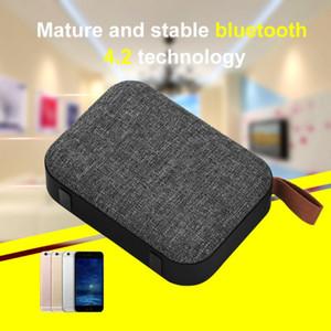 Tuch bluetooth 4,2 tragbare lautsprecher wireless soundbar audio receiver mini lautsprecher aux für ios android für xiaomi