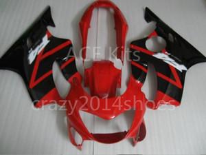 3 هدايا مجانية طقم قوالب حقن جديد لهوندا CBR600F4 99 00 CBR600 F4 1999 2000 CBR 600 ABS أحمر أبيض A4
