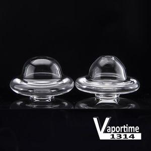 UFO Belly Button Quarzo Carb Cap OD 22mm Chiodo al quarzo 2mm 3mm 4mm Spessore Domeless Banger Chiodi Enail dab rig 401