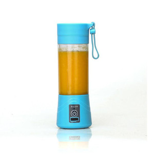 Mélangeur secoueur et fabricant de jus de smoothie rechargeable portable de machine de presse-fruits de fruit électrique qui respecte l'environnement électrique de jus