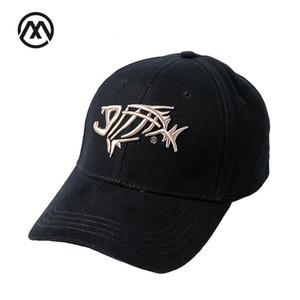 Chapéu de pesca ao ar livre homem pára sol viseira g.loomis ajustável respirável chapéu gancho de pesca de alta qualidade boné de beisebol da moda