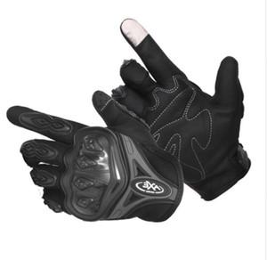 Guanti moto touch screen traspirante Guanti protettivi cavaliere indossabile Guantes Moto Luvas Alpine Motocross stelle Gants Moto