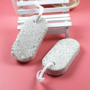 Foot Care Scrub Bath Natural Earth Lava Pumice Stone Foot Clean Scruber Hard Skin Callus Remover Free Shipping LX3893