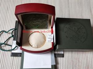 Mode Offshore Watch Original Box Papiers cadeau du festival du bois Boîtes Sac à main Utilisez 15400 15710 15703 26703 26470 Swiss 3120 3126 7750 Montres