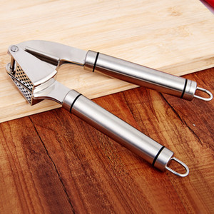 Eco-Friendly Oussirro Marca 304 Pressa per aglio in acciaio inossidabile Verdura Attrezzi da cucina Spremiagrumi da cucina Peeling Grinding Masher