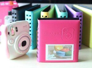 68 Bolsos Mini Instant Polaroid Photo Album Picture Case De Armazenamento para Fujifilm Instax Mini Filme 7 s 8 Coreia instax mini álbum