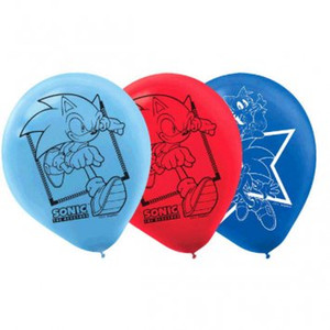 The Ultimate Sonic The Hedgehog Party Balloons Hedgehog Latex Balloons Birthday Toys Decoration Party Supplies Kids Gift