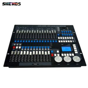 1024 Канала DMX512 DMX Контроллер Консоли DJ Disco Equipment DMX Освещение Консолей Профессиональное Сценическое Освещение Оборудование Управления