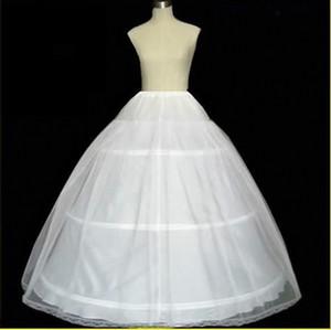 Imagen real vestido de bola Vestidos de novia Enagua en forma de círculo Aros Pannier Bustles Princesa Faldas antideslizantes Enagua de alta calidad Enlace
