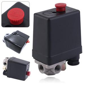 3 상 헤비 듀티 공기 압축기 압력 스위치 제어 밸브 380 / 400V 공기 압축기 스위치 제어 Mayitr