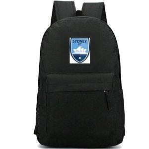 سيدني ظهره سكاي FC الأزرق اليوم حزمة لعبة الدوري نادي كرة القدم الحقيبة المدرسية packsack كرة القدم حقيبة الرياضة المدرسية Daypack حقيبة في الهواء الطلق