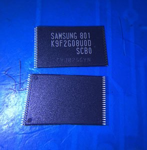 Toptan 5 adet / grup K9F2G08UOD K9F2G08UOD-SCBO TSOP48 FLASH stokta yeni ve orijinal ic ücretsiz kargo