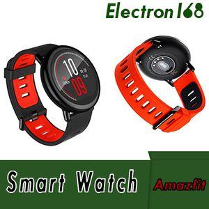 НОВЫЕ Huami Amazfit Pace Smart Watch GPS SmartWatch Носимые устройства Умные часы 1,2 ГГц 512 МБ / 4 ГБ для Xiaomi IOS Английская версия