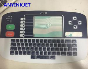 pour le clavier d'affichage de l'imprimante Linx 7300