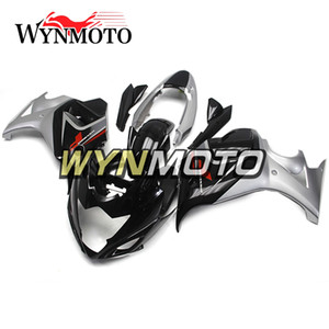 Мотоцикл обтекатели, пригодный для Suzuki GSX650F Katana Год 2009 2010 2008 2011 2012 2013 08 09 10 11 12 13 обтекателей Injection ABS Black Silver