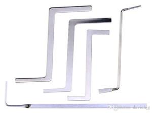 Hot! 5 Stücke Bauschlosserwerkzeuge Multifunktions Metall Spannstab / Puch Rod Tubestension Wrench Für Schlosser Versorgung
