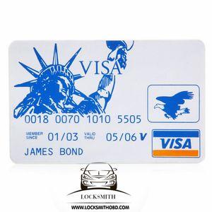 James bond 007, yüksek kaliteli çilingir araçları gerekli.Bank visa kart makinesi ve kapı kilitleme aracı