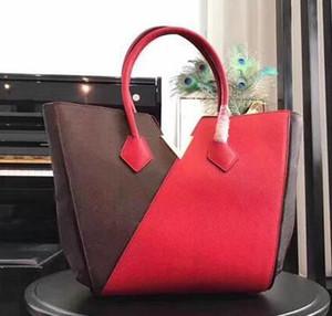 bolsas QUIMONO clássico do saco flor floral letra imprimir sacos saco crossbody saco de ombro da mulher de couro genuíno 40460