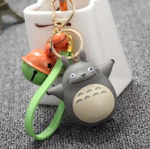 لطيف للغاية جارتي totoro chinchillidae المفاتيح قلادة صالح لل حقيبة سحر محفظة التبعي ميازاكي هاياو المشجعين الهزلي