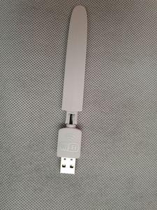 La più recente scheda di rete wireless USB 2.0 mini 150M wireless Scheda 802.11 b / g / n Adattatore LAN con antenna girevole per tablet PC
