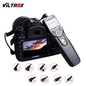 venta al por mayor MC Camera LCD Timer Control remoto disparador Cable para Canon Nikon Pentax Olympus Sony DSLR A9 A7 A6500 A6300