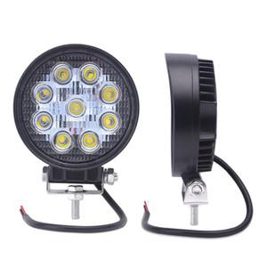 4INCH 48W LED Work light 12V 4x4 جرار TRUCK 24V MOTORCYCLE ATV الطرق الوعرة مصباح الضباب