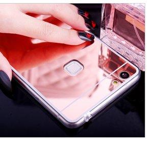 Glitter Bling espejo galvanoplastia suave acrílico TPU para Huawei P30 Pro P20 Lite Mate 20 Nova 4 3 3i Y7 Y9 Honor 10 8X cubierta a prueba de golpes