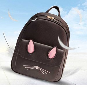 The Women's Backpack is The Fashion Of The New High Quality and Cute Cartoon Mini Girls' Backpack.