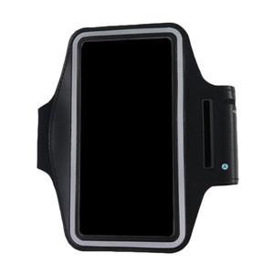 A prueba de agua Gym Sports Running Armband para iPhone 7 8 y 8 Plus 7 Plus Funda para teléfono