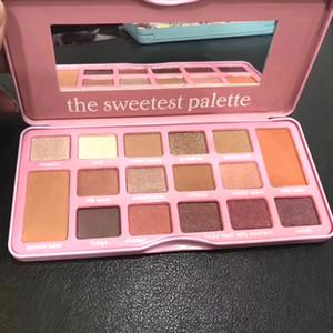 2018 Die süßesten palatte und zucker süßigkeiten 16 farben Olivia 16 Farbe Lidschatten Palette schatten paletes Neue Heiße