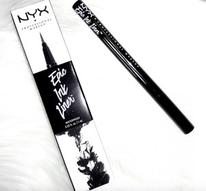 NYX Epic Ink Liner nyx Black Eyeliner Pencil Headed Makeup Liquid Black Color Eye Liner Waterproof Cosmetics Long Lasting DHL