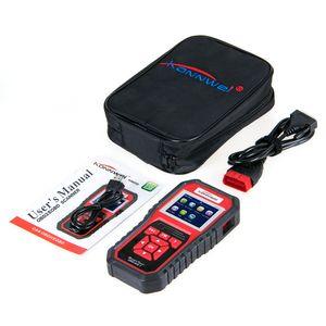 KONNWEI KW850 полный OBD2 инструмент диагностики автомобиля KW 850 OBDII Auto Scanner PK AD310 NT301 обновление бесплатно на ПК высокое качество машины