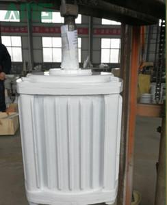 Générateur hydroélectrique d'alternateur à alternateur à aimant permanent à vitesse constante 10000w / 10kw 200rpm, 48V / 96V ~ 220V ~ 380V, personnalisation acceptable