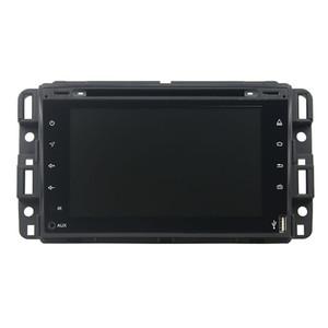 Автомобильный DVD-плеер для GMC Yukon Tahoe Full touch 7inch Andriod 8.0 с GPS, рулевым колесом, Bluetooth,радио