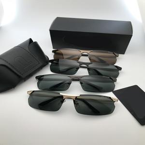 Policer Officer 안경 무료 클래식 군사 선글라스에 적합 편광 선글라스 편광 선글라스 브랜드 선글라스 남성 디자이너 선글라스