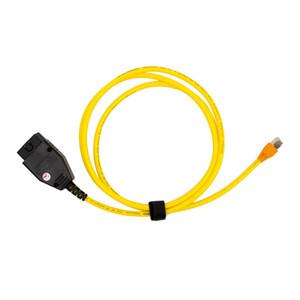 Новое прибытие для локальных сетей BMW ENET к кабелю интерфейса OBD E-SYS ICOM кодируя кабель диагностики F-серий