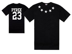 NUEVA moda de verano PYREX VISION 23 Camisetas hombres camiseta hip hop streetwear camiseta de algodón Hombres Mujeres Camiseta Top Tee