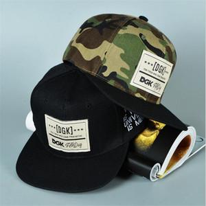Бренд снэпбэк шапки бейсбол кепка шляпа ДГК gorras planas с плоским хип-хоп gorra для мужчин Женщины регулируемая шляпа touca мужчины